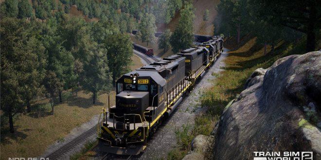 [DTG] Clinchfield Railroad jetzt verfügbar