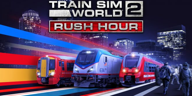 [DTG] Train Sim World 2: Rush Hour angekündigt