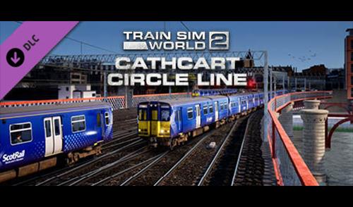 [DTG] TSW 2: Cathcart Circle Line: Glasgow – Newton & Neilston Route Add-On erhältlich!