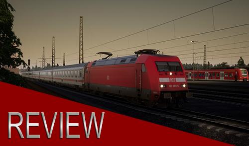 [Review] Train Sim World 2: DB BR 101