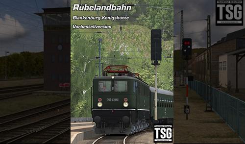 [TSG] Rübelandbahn – jetzt bei 3DZUG vorbestellen!