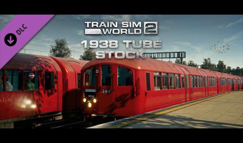 [Rivet Games] London Underground 1938 Stock EMU – jetzt erhältlich!