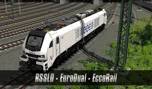 [RSSLO] EuroDual – EccoRail erhältlich!